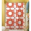 Thumbprintz Sparkle Polyester Shower Curtain