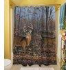 Thumbprintz Lovers Lane Polyester Shower Curtain
