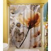Thumbprintz Happy Days Polyester Shower Curtain