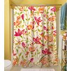 Thumbprintz Julia's Fancy Polyester Shower Curtain