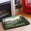 Thumbprintz Rocky Mountain National Park Indoor/Outdoor Pet Bed