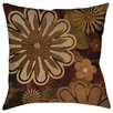 Thumbprintz Floral Abstract 1 Indoor/Outdoor Pillow