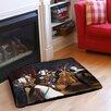 Thumbprintz Jazz Affair Indoor/Outdoor Pet Bed