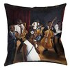 Thumbprintz Jazz Affair Printed Pillow