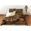 Thumbprintz Floral Abstract 1 Duvet Cover Collection