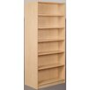 "Stevens ID Systems Library 84"" Starter Double Face Shelf Bookcase"