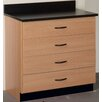"<strong>Science 36"" Four Drawer Cabinet</strong> by Stevens ID Systems"