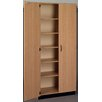 "Stevens ID Systems Science 84"" Door/Shelf Bookcase"