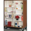 <strong>Mobiles Double Sided Book Cart</strong> by Stevens ID Systems
