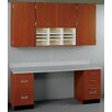"""Stevens ID Systems 72""""W Workstation Suite with Locks"""