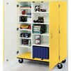 Stevens ID Systems Mobiles Shelf Storage with Lock