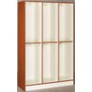 Stevens ID Systems 2 Tier 3 Wide Contemporary Locker