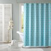 <strong>Lexie Polyester Shower Curtain</strong> by Intelligent Design