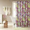 Intelligent Design Kayla Polyester Shower Curtain