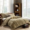 Intelligent Design Talia 4 Piece Twin/Twin XL Comforter Set