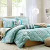 Intelligent Design Molly 4 Piece Comforter Set
