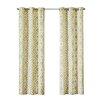 Intelligent Design Maci Pleated Curtain Panel