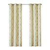 Intelligent Design Maci Single Window Pleated Curtain Panel