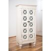 Hives and Honey Celine Jewelry Armoire with Mirror