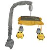 DK Leigh My Baby Hoo Owl Musical Mobile