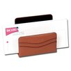 <strong>Dacasso</strong> 1000 Series Classic Leather Letter Holder in Tan