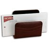 <strong>1000 Series Classic Leather Letter Holder in Mocha</strong> by Dacasso