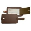 Dacasso 1000 Series Classic Leather Luggage Tag