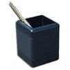 <strong>8000 Series Blackwood and Leather Pencil Cup in Blackwood</strong> by Dacasso