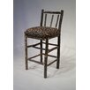 "Flat Rock Furniture Berea Rail 24"" Bar Chair"