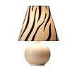 "Ziqi Home Vivid Zaida 18"" H Table Lamp with Empire Shade"