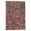 Ian Snow Multi-coloured Rug