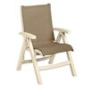 Grosfillex Commercial Resin Furniture Belize Lounge Chair
