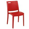 Grosfillex Commercial Resin Furniture Metro Stacking Dining Side Chair
