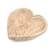 <strong>Wooden Carved Heart Bowl</strong> by Home Essence