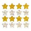 Jillson & Roberts Bulk Roll Prismatic Micro Star Sticker