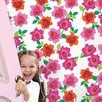 WallCandy Arts French Bull Rose Wallpaper