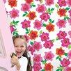 WallCandy Arts French Bull Rose Wallpaper
