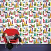 WallCandy Arts French Bull City Wallpaper