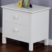 <strong>Epoch Design</strong> Dakota 2 Drawer Nightstand