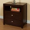 <strong>Epoch Design</strong> Parkrose 2 Drawer Nightstand