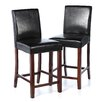 "<strong>Weitzmenn 24"" Bar Stool (Set of 2)</strong> by Woodbridge Home Designs"