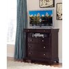 <strong>Inglewood 4 Drawer Media Chest</strong> by Woodbridge Home Designs