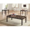 Woodbridge Home Designs Tempe 3 Piece Coffee Table Set