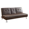 Woodbridge Home Designs Profile Sleeper Sofa