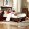 Woodbridge Home Designs Karla Storage Sleigh Bed