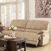 Woodbridge Home Designs Elsie Double Reclining Sofa