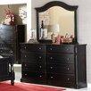 Woodbridge Home Designs Carollen 8 Drawer Dresser
