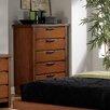 Woodbridge Home Designs Kobe 5 Drawer Chest