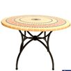 Summer Terrace Mataro Round Dining Table in San Remo