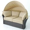 Creative Living Antigua Loveseat with Cushions
